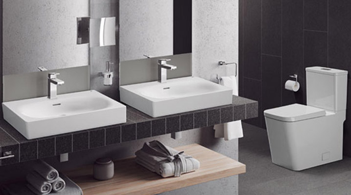 Military discounts on GROHE bathroom and kitchen products